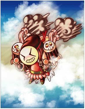 Steam Goblin Card