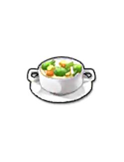 Fantasy Vegetable Soup